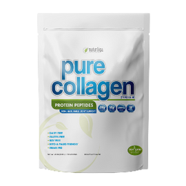 PURE COLLAGEN POWDER by MAX MUSCLE NUTRITION - San Mateo Sports Nutrition