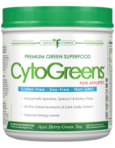 ALLMAX CYTOGREENS GREENS POWDER - San Mateo Sports Nutrition