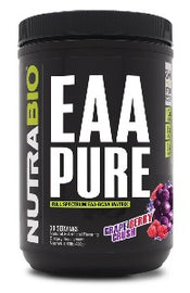 EAA PURE by NutraBIO - San Mateo Sports Nutrition