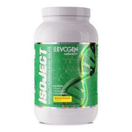 EVOGEN NATURALS ISOJECT PROTEIN - San Mateo Sports Nutrition