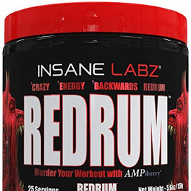 iNSANE LABZ | REDRUM BETA-ALANINE - San Mateo Sports Nutrition