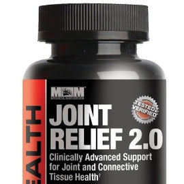 JOINT RELIEFT 2.0 : Joint & Connective Tissue Health by Max Muscle Nutrition - San Mateo Sports Nutrition