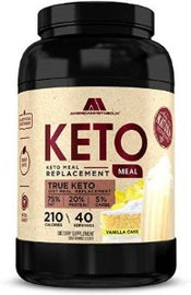 KETO MEAL AMERICAN METABOLIX - San Mateo Sports Nutrition