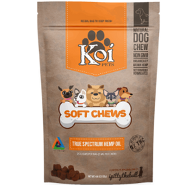 Koi CBD Pet Soft Chews - San Mateo Sports Nutrition