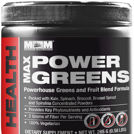 POWER GREENS by Max Muscle Sports Nutrition - San Mateo Sports Nutrition