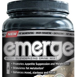 EMERGE : Focus & Mood Enhancing Energy Drink Mix by Max Muscle Nutrition - San Mateo Sports Nutrition