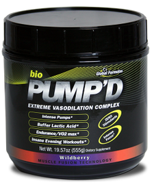 bioPUMP'D - San Mateo Sports Nutrition