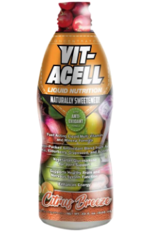 VIT-ACELL LIQUID VITAMIN by Max Muscle Nutrition - San Mateo Sports Nutrition