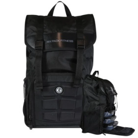 6 PACK BAG BACKPACK COMMUTER - San Mateo Sports Nutrition