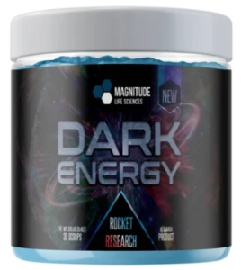 DARK ENERGY PREWORKOUT - San Mateo Sports Nutrition