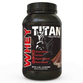 TITAN NUTRITION WHEY 2lb - San Mateo Sports Nutrition