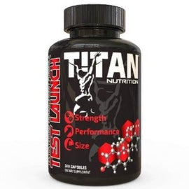 TEST LAUNCH TITAN NUTRITION - San Mateo Sports Nutrition