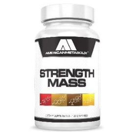 STRENGTH MASS AMERICAN METABOLIX - San Mateo Sports Nutrition