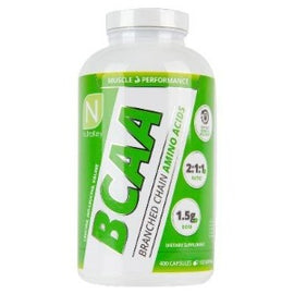 BCAA 400 CAPS by Nutra Key - San Mateo Sports Nutrition