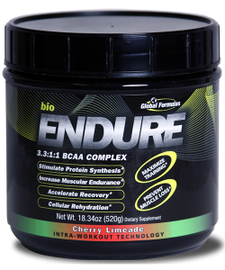 bioENDURE BCAA by Global Formulas - San Mateo Sports Nutrition
