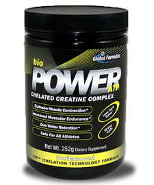 bioPOWER CREATINE by Global Formulas - San Mateo Sports Nutrition