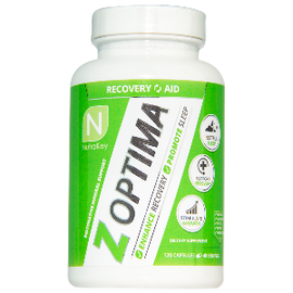 Z OPTIMA (ZMA) NutraKey - San Mateo Sports Nutrition