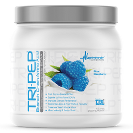 TRI-PEP BCAA by Metabolic Nutrition - San Mateo Sports Nutrition