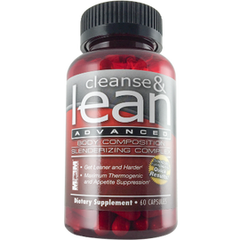 CLEANSE & LEAN ADVANCED - San Mateo Sports Nutrition