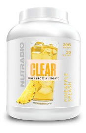 CLEAR WHEY PROTEIN ISOLATE NUTRABIO - San Mateo Sports Nutrition