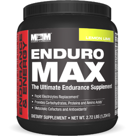 ENDUROMAX by Max Muscle Nutrition - San Mateo Sports Nutrition