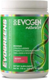 EVOGEN EVOGREENS POWDER - San Mateo Sports Nutrition