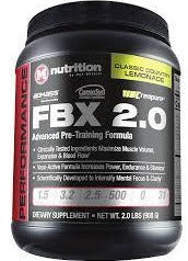FBX 2.0 : FULL BLOWN XTREME 2.0 - San Mateo Sports Nutrition