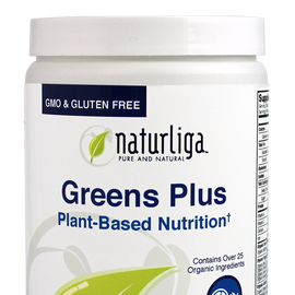 NATURLIGA GREENS PLUS DIETARY SUPPLEMENTS - San Mateo Sports Nutrition