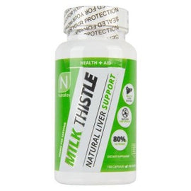 MILK THISTLE by NUTRAKEY - San Mateo Sports Nutrition