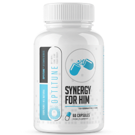 SYNERGY FOR HIM MULTI - San Mateo Sports Nutrition