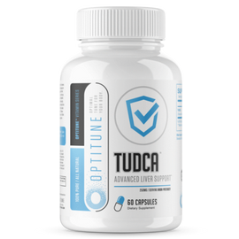 TUDCA ADVANCED LIVER SUPPORT - San Mateo Sports Nutrition