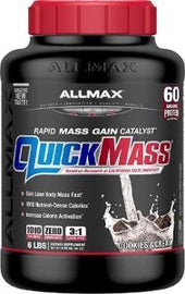 ALLMAX QUICKMASS 6LBS WEIGHT GAINER - San Mateo Sports Nutrition