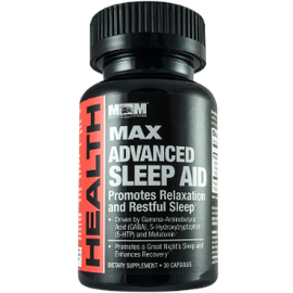 ADVANCED SLEEP AID - San Mateo Sports Nutrition