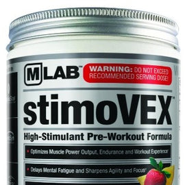 StimoVEX Pre-Workout by Max Muscle Nutrition - San Mateo Sports Nutrition