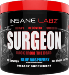 SURGEON BCAA by Insane Labz - San Mateo Sports Nutrition