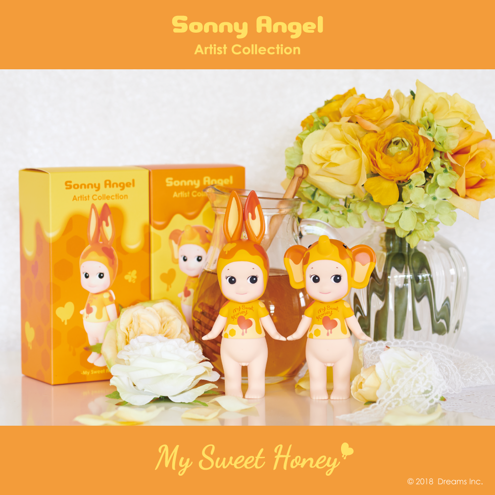 סוני אנג'ל - סדרת My Sweet Honey ארנב / Artist Collection