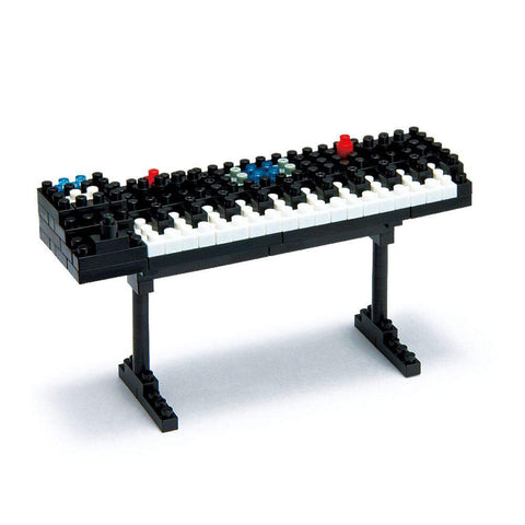 ננובלוק - אורגן / Synthesizer NBC038-Nanoblock-Shoppu