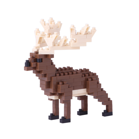 ננובלוק - אייל אירי / Irish Elk NBC187-Nanoblock-Shoppu