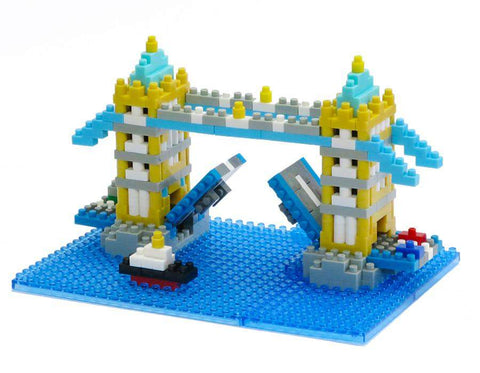 ננובלוק - גשר המגדל / Tower Bridge NBH065-Nanoblock-Shoppu