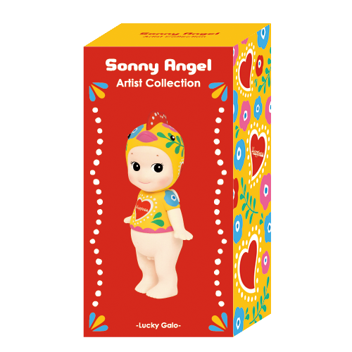סוני אנג'ל - סדרת Lucky Galo תרנגול / Artist Collection-Sonny Angel-Shoppu