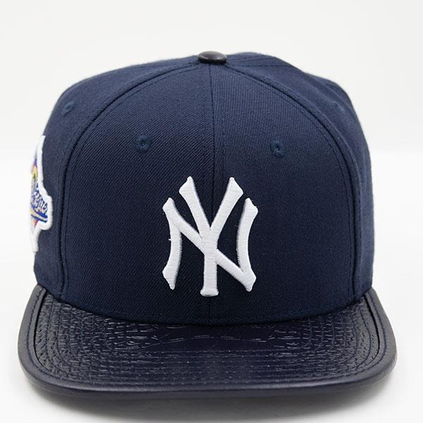 Pro Standard-1996 World Series-NY Yankees Logo-Navy