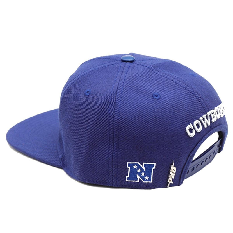 Pro Standard-Dallas Cowboys Star Logo Snapback-Navy