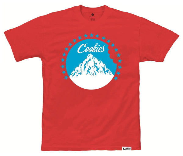 Cookies-Everest Tee-Red