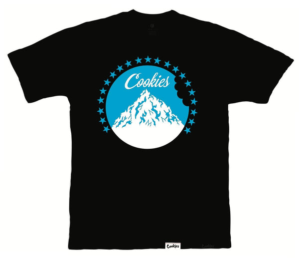 Cookies-Everest Tee-Black