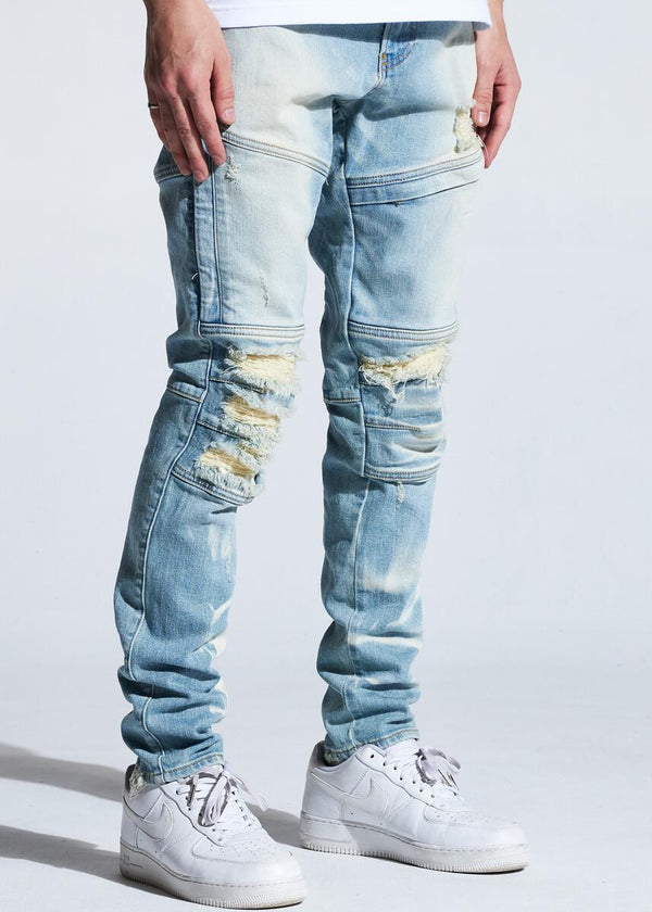 Crysp Denim-Kurt-Light Indigo