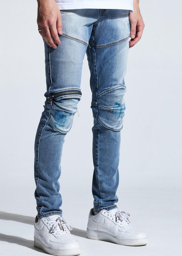 Crysp Denim-Bart-Indigo