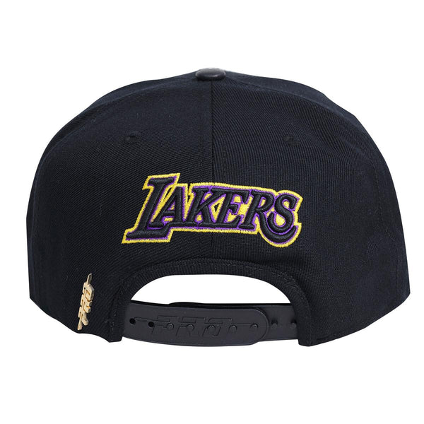Pro Standard-Los Angeles Lakers LA Logo Snapback-Black