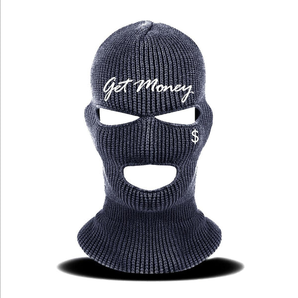 Hasta Muerte-Get Money Ski Mask