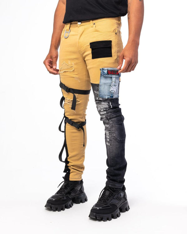 "Gala-""RAMBO"" Tactical Denim"