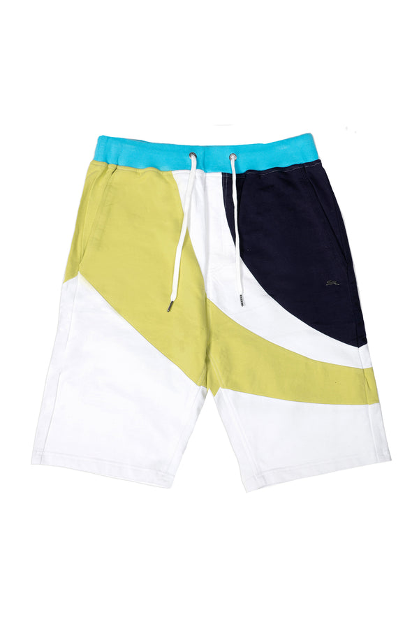 A.Tiziano-Harold |  Men's Sweet Shorts-Aqua